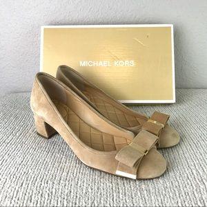 Michael Michael Kors Kiera Flex Mid Pump Heels